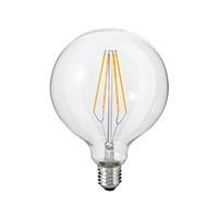LED FILAMENT GLOBE 125 E27 4W dimbaar