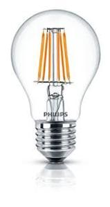 Philips Classic LEDbulb 7.5w-60W E27