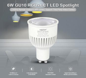 GU10 RGB+CCT LED Spotlight 6W FUT106