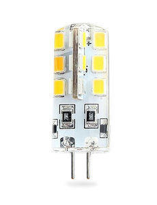 G4 2,5 Watt vervangt 20 Watt G4 halogeen