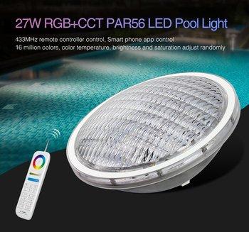 Led zwembad lamp RGB+CCT 27W