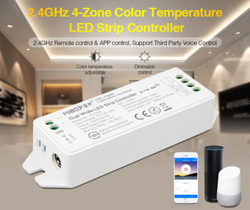 Milight Dual White led strip controller