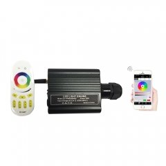 16W RGBW lichtbron voor Fiber
