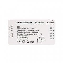 GLEDOPTO ZigBee RGB+CCT Led strip controller
