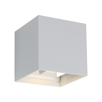 Kubus led-lamp wit