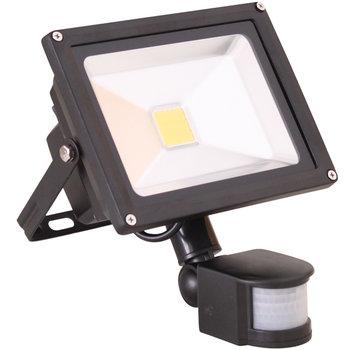LED Bouwlamp 50W met sensor