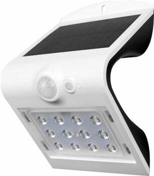 Solar-Floodlight 1,5W 3000K met sensor