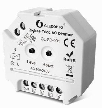 GLEDOPTO Zigbee 3.0 RF AC inbouw puls dimmer Hue Compatible