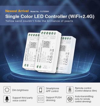 Led Controller Wifi + 2.4G Controller Single Color