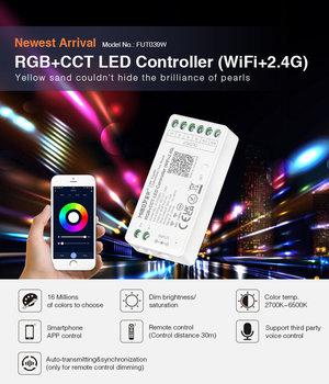 Led Controller Wifi + 2.4G Controller RGB+CCT