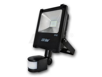LED Bouwlamp 20W 1700lm daglicht met sensor