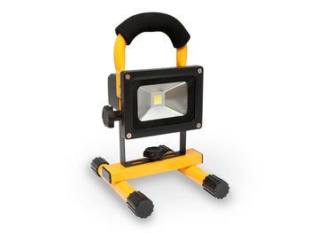 Accu LED bouwlamp 10W
