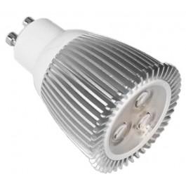 GU10 9 Watt Cree Ledspot vervangt 50Watt