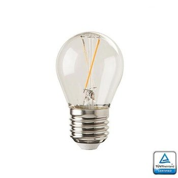 LED FILAMENT kogel E27 2W