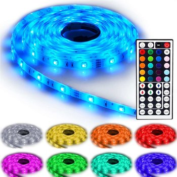RGB Ledstrip 5 meter 150 led's **** StuntPrijs ****