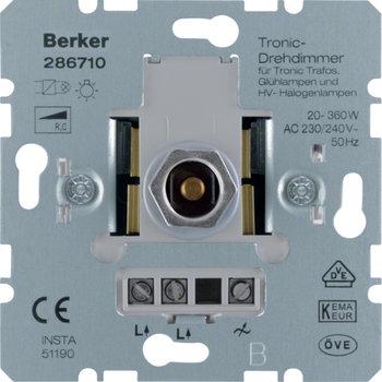 Berker - Tronic dimmer 286710
