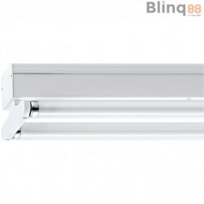 IP22 armatuur LED TL-BUIS 2x 120CM