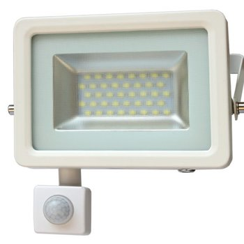 30W Led SMD bouwlamp ip65 met sensor