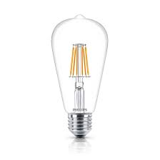 Philips Deco LEDbulb 7.5W-60Watt