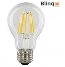 E27 Fillament LED 4W 350Lm dimbaar