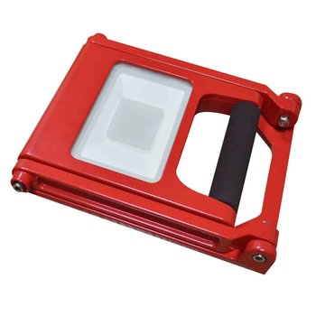 Accu LED  bouwlamp compact 10W