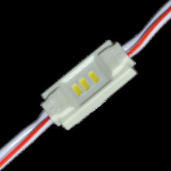 led module 3x3014 DC12V 120° 0.36W 18*8*2.9mm IP65