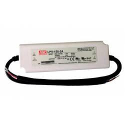 MeanWell LPV-150-24 leddriver 150W IP67