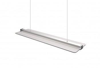 Transparant Led Panel 30x120cm design lamp