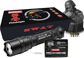5W LED defender zaklamp met focus