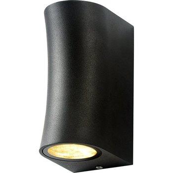 Wandlamp zwart IP44