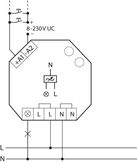 Megaman E27 9 5w Ledlamp Met