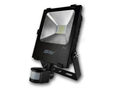 LED Bouwlamp 50W 4250lm daglicht met sensor