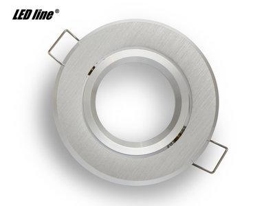 ledline 244810 aluminium inbouwspot