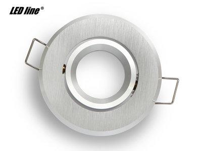 ledline 244919 35mm inbouwspot alu