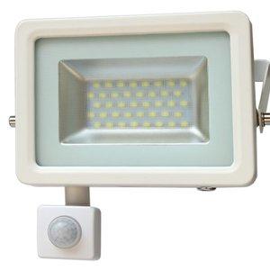 30W bouwlamp met sensor