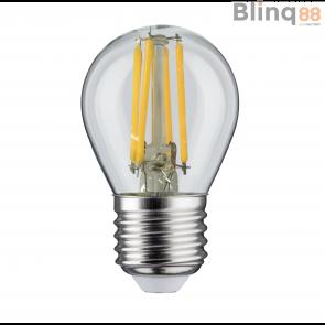 dimbare E27 kogellamp extra warm