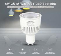FUt106 GU10 RGB+CCT led spotlight